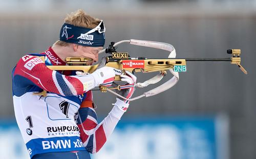 МАЗЕ: «Норвежцам был нужен человек, который поможет наладить стрельбу»