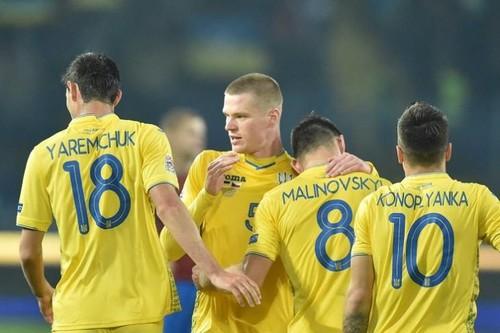 Миколенко и Лунин – в составе Украины на матч с Турцией