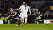 Лига наций. Сербия и Шотландия выиграли свои группы