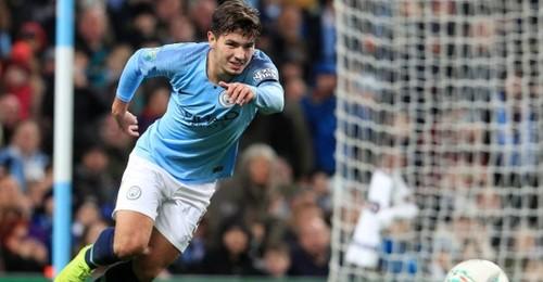 Реал намерен переманить у Манчестер Сити перспективного хавбека