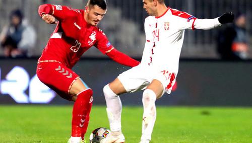 Сербия — Литва — 4:1. Видео голов и обзор матча