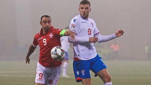 Мальта — Фарерские острова — 1:1. Видео голов и обзор матча