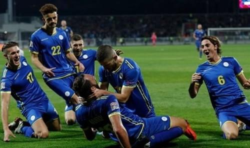 Косово — Азербайджан — 4:0. Видео голов и обзор матча