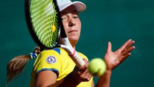 Костенко – среди самых прогрессирующих теннисисток-юниорок