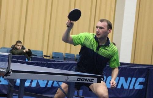 Сборная Украины по настольному теннису обыграла Словакию