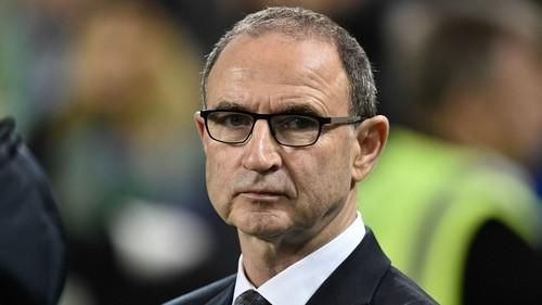 Сборная Ирландии осталась без тренера
