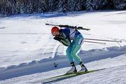 Пидгрушная заняла второе место на контрольной тренировке в Ленцерхайде