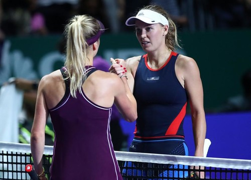 Победа Свитолиной над Возняцки вошла в топ-5 сенсаций сезона