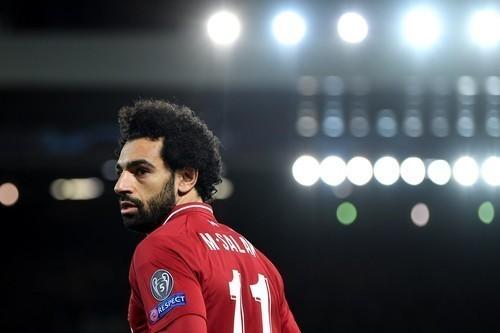 Салах – лучший футболист Ливерпуля в октябре