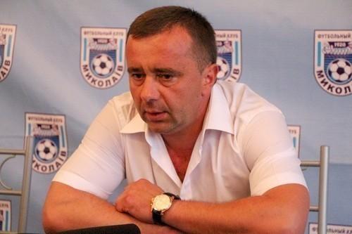 Забранский объявил об уходе из МФК Николаев