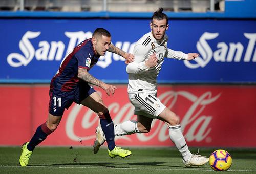 Эйбар - Реал - 3:0. Текстовая трансляция матча