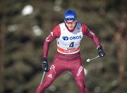 Лыжник Большунов благодаря ошибке Клэбо победил на этапе КМ в Руке