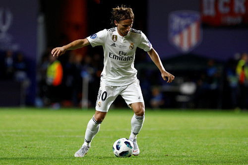 Реал не намерен продлевать контракт с Модричем