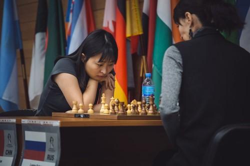 Вэньцзюнь защитила звание чемпионки мира по шахматам
