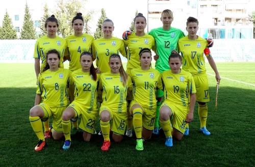 Жіноча збірна України U19 отримала суперників у кваліфікації Євро-2020