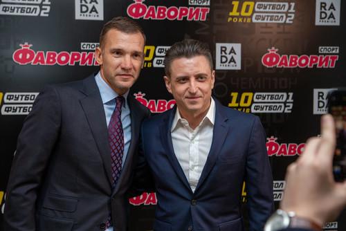 Андрей ШЕВЧЕНКО: «Для телеканалов Футбол наши двери всегда открыты»