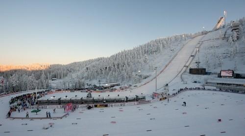 Старт сезона в лыжных гонках и двоеборье. Анонс лыжного уик-энда