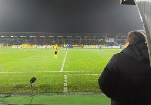 Александрия - Динамо - 2:1. Текстовая трансляция матча