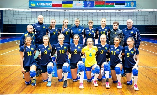 В Запорожье завершился турнир EEVZA по волейболу