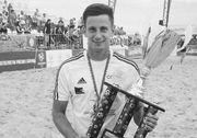 1 сентября пройдет матч памяти чемпиона Европы-2016 Евгения Рябчука