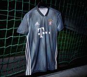 ФОТО ДНЯ. Бавария представила новую форму для Лиги чемпионов