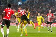 Лига чемпионов. ПСВ, Бенфика и Црвена Звезда вышли в групповой раунд