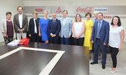 До НОК завітали керівники Королівської іспанської федерації гандболу