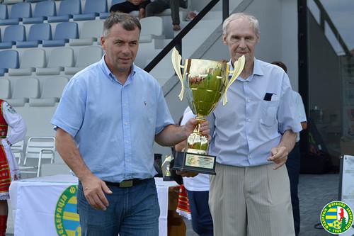 Голова Федерації футболу Закарпаття: «Хочемо статус УЄФА для турніру»