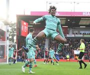 Гол Обамеянга принес Арсеналу победу над Борнмутом