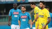 Чемпионат Италии. Наполи потерял очки в матче с Кьево