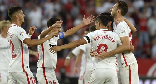 Севилья – Вальядолид – 1:0. Видео гола и обзор матча