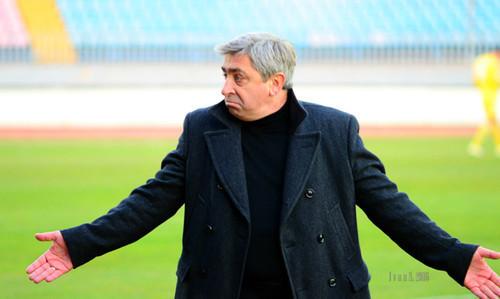 Профутбол: Севидов манипулировал результатами матчей ФК Сумы