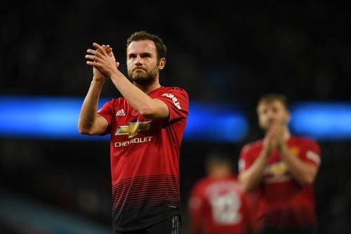 Манчестер Юнайтед хочет сохранить Мату