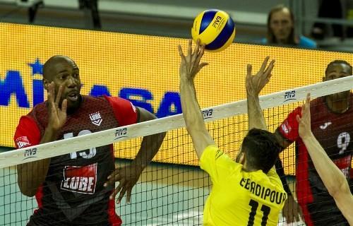 В Польше начался клубный чемпионат мира по волейболу