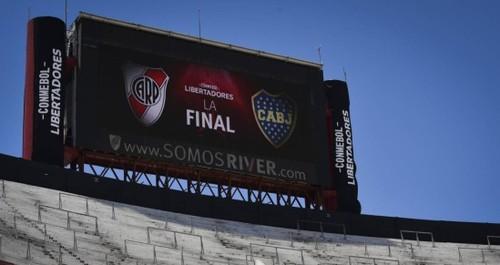 Сегодня должны решить, где и когда доиграют финал Кубка Либертадорес