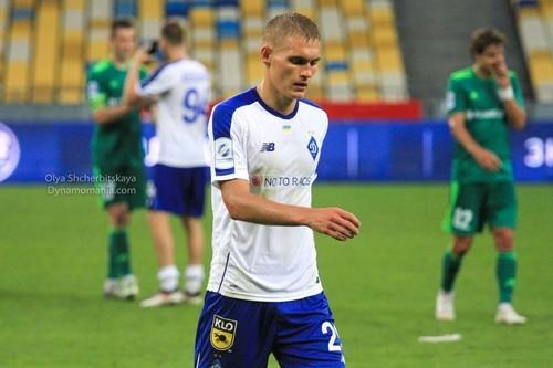 Динамо отправилось на матч с Астаной с Гармашем, но без Буяльского