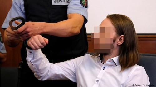 Россиянин получил 14 лет тюрьмы за попытку взорвать автобус Боруссии