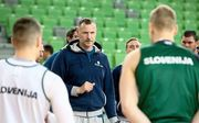 Тренер збірної Словенії: «Україна – сильна та небезпечна команда»