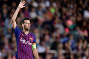 Бускетс планирует всю карьеру провести в Барселоне