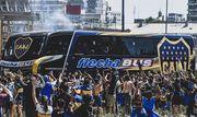 Ответная игра финала Кубка Либертадорес состоится 8 или 9 декабря