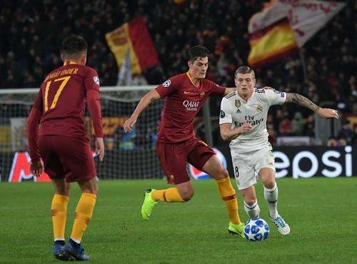 Реал в гостях победил Рому и выиграл группу G