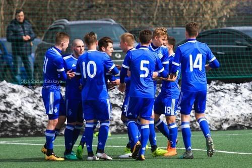 Динамо U-19 – Андерлехт U-19 – 2:1. Видео голов и обзор матча