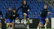 Игроки Динамо опробовали искусственный газон стадиона Астаны