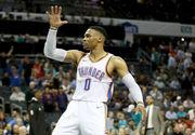 Уэстбрук стал третьим игроком в истории НБА по количеству трипл-даблов