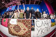Украина – Словения. Как это было