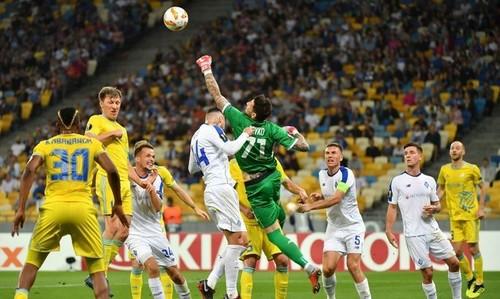 Астана – Динамо. Прогноз и анонс на матч Лиги Европы