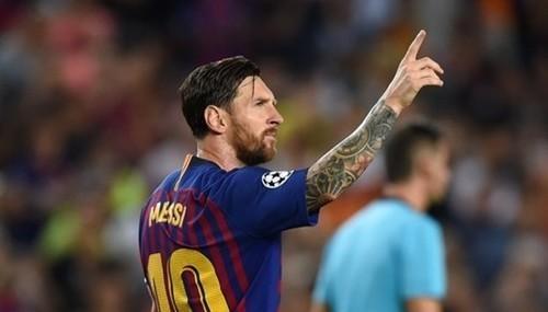 Месси претендует на звание лучшего игрока недели в Лиге чемпионов