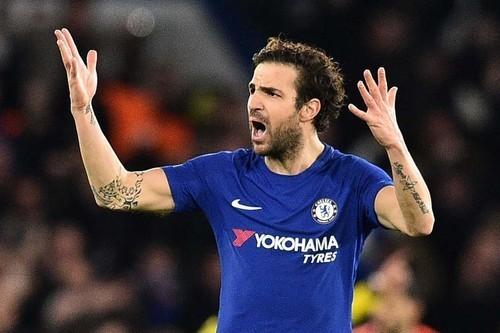 Милан готов заплатить 10 млн фунтов за Фабрегаса