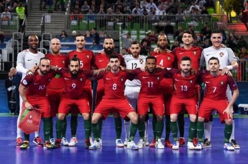 Збірна Португалії не приїде до Запоріжжя через введення воєнного стану
