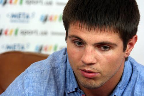 Евгений Хитров стал тренером нью-йоркского фитнес-клуба